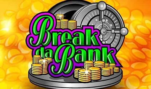 Break Da Bank 3 Reel Classic Slots Game