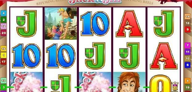 Microgaming's Rhyming Reels – Jack and Jill Online Slot Reviewed