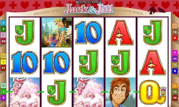 Microgaming's Rhyming Reels – Jack and Jill Online Slot Reviewed
