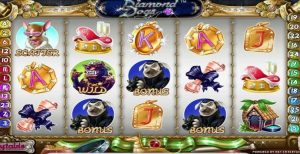 A Glance at Diamond Dogs™ Online Slot for Internet Casino Enthusiasts