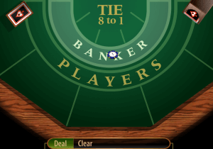 A Glance at Casino Game Baccarat for Players