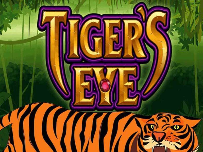 Explore The Jungle With Tiger's Eye Slot