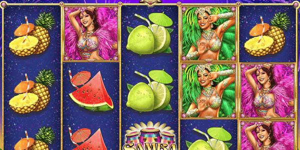 Samba Carnival Online Slot Overview